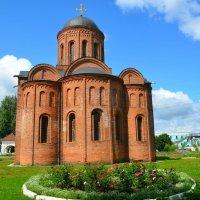 Церковь ПЕТРА и ПАВЛА. :: Милешкин Владимир Алексеевич