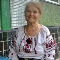 Украиночка Антонина :: Нина Корешкова