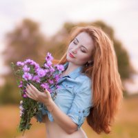 Настя :: Юрий Дьяков