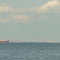Там на горизонте. :: Владимир Гилясев
