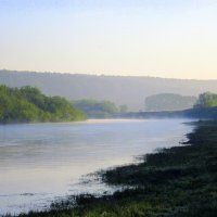 Раннее утро на реке . :: Мила Бовкун