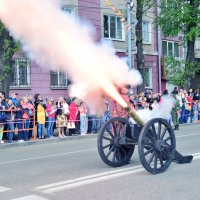 я открываю карнавал :: vladimir Egoshin