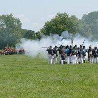 Война 1812 г. в Америке (реконструкция) :: Юрий Поляков