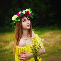 Анастасия :: Сергей Бутусов