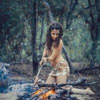 Амазонка :: Evgeniya