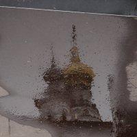 Отражение в квадрате :: Людмила Синицына