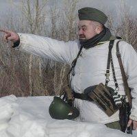 Там партизаны!!! 1943... :: Фёдор Куракин