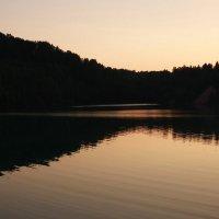 Голубое озеро :: Любовь Вящикова