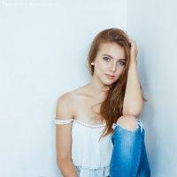 blue jeans :: Natasha Kramar