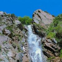Водопад Медвежий :: Julia Martinkova