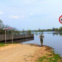 40 км вплавь... :: Александр Прокудин