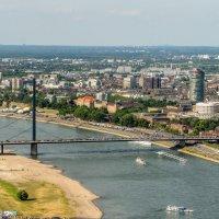 Мост через Рейн :: Witalij Loewin