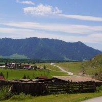 Деревня Бичикту Бом :: Наталия Григорьева
