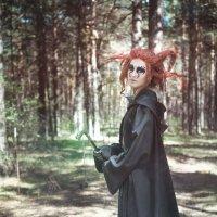Ведьма :: Мария Дергунова