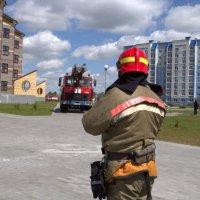 пожарники :: Дмитрий Иванов