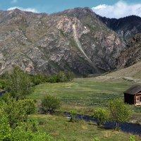 Где то в горах Алтая.. :: И.В.К. ))