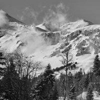 зима в горах :: Анатолий Стрельченко