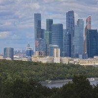 Москва сити :: M Marikfoto