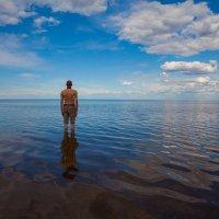 Белое море :: Артём Тараненко