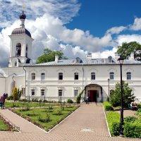 Полоцк-2014  Спасо-Ефросиниевский монастырь :: yuri Zaitsev