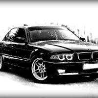BMW :: Yana Odintsova