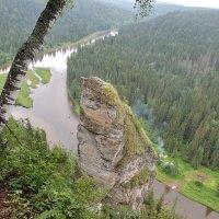 река усьва, чертов палец 5 :: Константин Трапезников