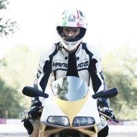 Михаил-мотоциклист :: Татьяна Карканица