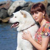 Прогулка на море. :: Оксана Зарубина
