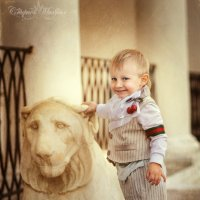мой львенок!!!! :: михаил Смирнов