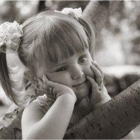 О чем мечтают девочки? :: Римма Алеева