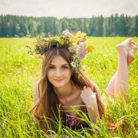 хороший отдых, залог хорошего настроения :: Людмила Зяблова