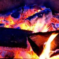 Магия живого огня. :: kolin marsh