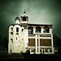 Монастырская звонница :: Константин