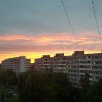 не спалось... а утро потрясающее! :: Нина Прокофьева