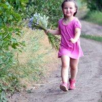 Счастливое детство :: Nina Streapan