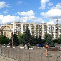Мой город... :: Сергей Петров