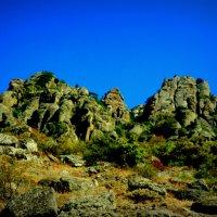 горы  крыма :: неля  тулузова