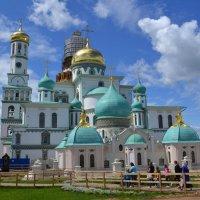 Новоиерусали́мский монастырь :: Наталья Левина