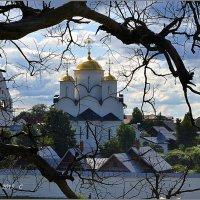 ПОКРОВСКИЙ  МОНАСТЫРЬ(3) :: Валерий Викторович РОГАНОВ-АРЫССКИЙ