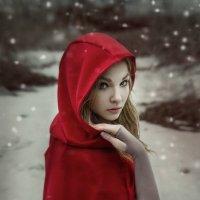 Красная шапочка :: Юлия Беляева