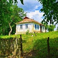 старый дом :: юрий иванов