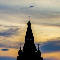 Крестовоздвиженский собор в городе Лесосибирск :: Михаил Калашников