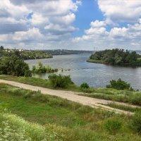 Просторы Днепра :: Denis Aksenov