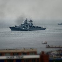 Эсминец «Быстрый» :: Александр Морозов