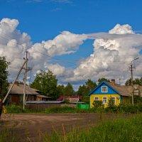Провинциальный городок :: Валентин Кузьмин