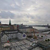 Стокгольм  с высоты :: Елена