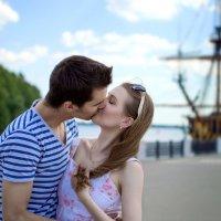 Летний Поцелуй :: Елена Нор