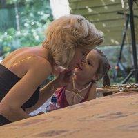 Моя мама флейтист! :: Яков Реймер