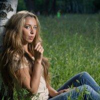 Пленэр на Кумысной поляне :: Антон Голованов