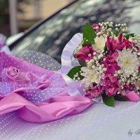 свадебный букет :: Анастасия Иноземцева